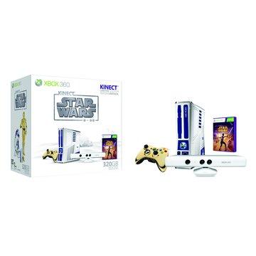 XBOX360 320G Kinect 星際大戰限量版主機(福利品出清)