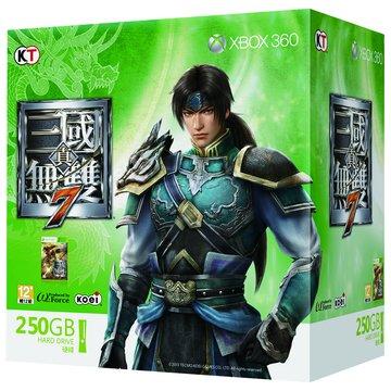 XBOX360 250G真三國無雙7(福利品出清)