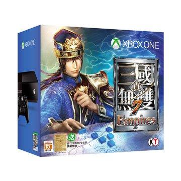 XBOX ONE 500G 真‧三國無雙 7 帝王傳經典