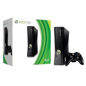 XBOX360E 4G+Kinect