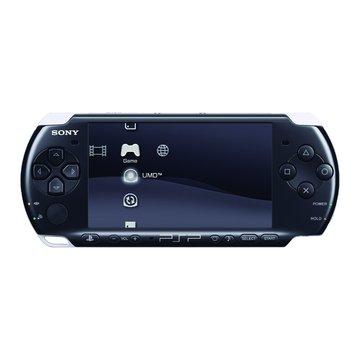 PSP 主機3007型(鋼琴黑)(福利品出清)