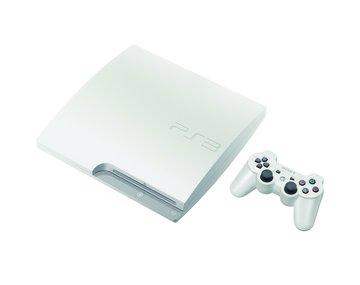 PS3 主機(160GB白)(福利品出清)