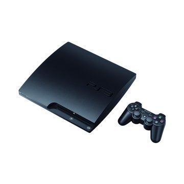 PS3 主機(320GB黑)(福利品出清)