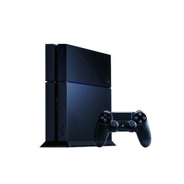 PS4 主機(500G黑)(福利品出清)