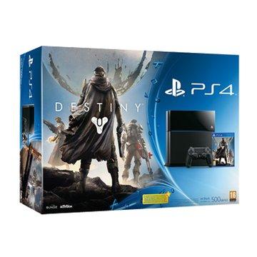 PS4 主機(500G黑)Destiny天命同捆(福利品出清)