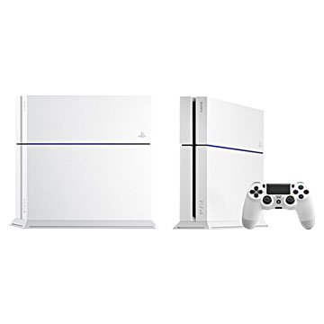 SONY 新力牌 PS4 500GB 冰河白 (CUH-1207)(福利品出清)