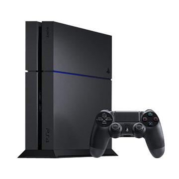 PS4 1TB黑 (CUH-1207)(福利品出清)