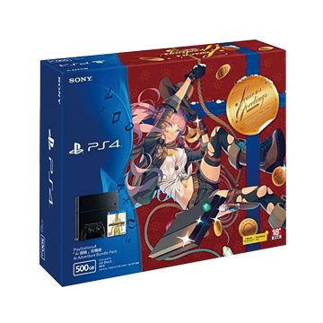 PS4 主機(500G黑)Ai探險同捆組(福利品出清)