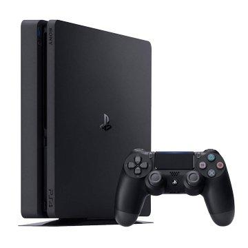PS4 1TB黑 (CUH-2017BB01)