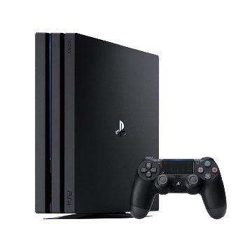 PS4 Pro (1TB黑) (CUH-7000系列)