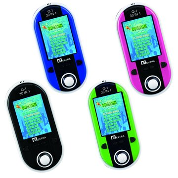 HIQ 30合1掌上型遊戲機(黑、綠、粉紅、藍)