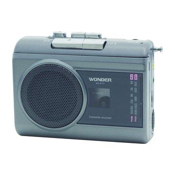 WONDER 旺德電通 WS-R13T卡式錄音收音機
