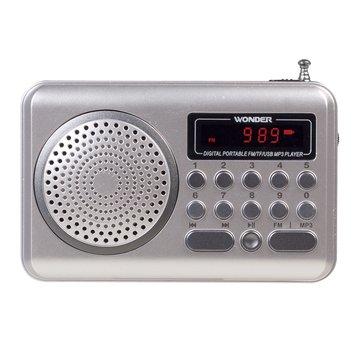 WONDER WS-P006 USB/MP3/FM 隨身音響