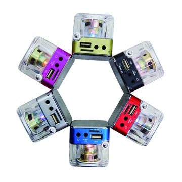 Dennys 鼎鋒 粉鑽石/U-3070 USB多媒體音箱(福利品出清)