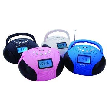 藍/WS-110 USB/SD隨身音箱(福利品出清)