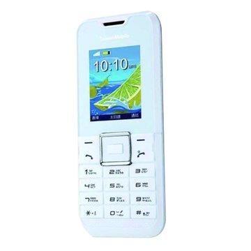 台灣大哥大F101超值3G手機-白(福利品出清)