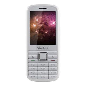 TWM F102 3G輕便直立手機-白