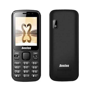 Benten W158直立式3G無照相手機-黑(福利品出清)