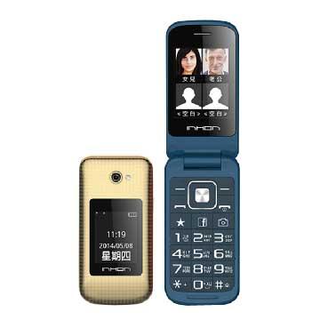 INHON G106+雙卡老人機-金