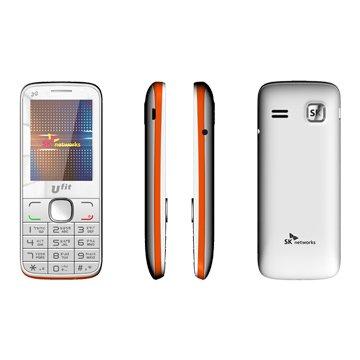 SK W206雙卡3G 無照相機-白(福利品出清)