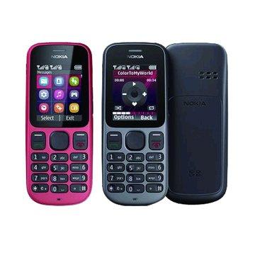 NOKIA 101雙卡手機(紅)