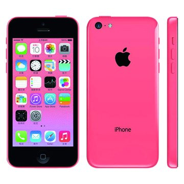 APPLE Iphone5C 16G-粉(福利品出清)
