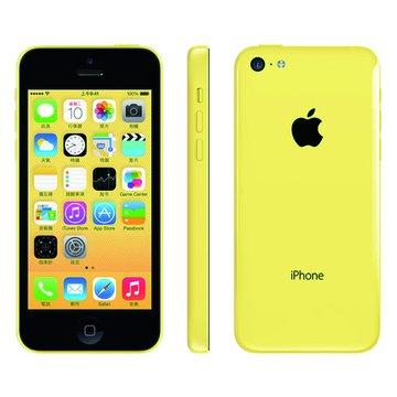 APPLE Iphone5C 16G-黃(福利品出清)