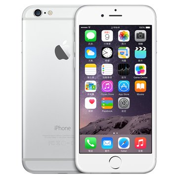 APPLE iPhone 6 64G-銀