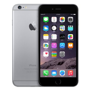 iPhone 6 Plus 16G-太空灰[限定高雄門市取貨](福利品出清)