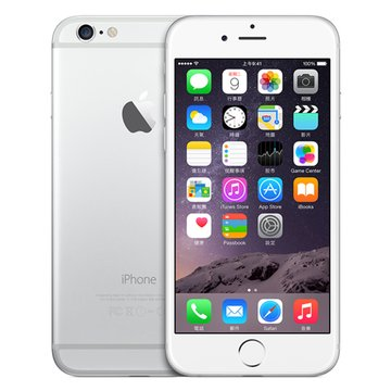 iPhone 6 Plus 16G-銀[限定高雄門市取貨](福利品出清)