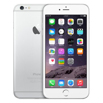 APPLE iPhone 6 Plus 128G-銀