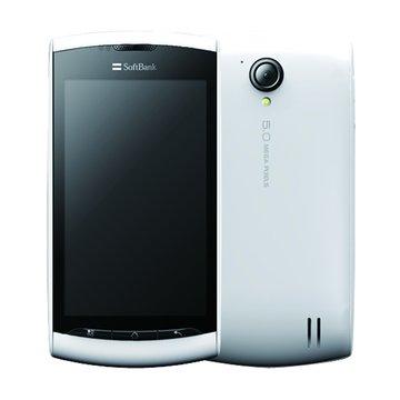 ZTE(中興)V881智慧手機-白(福利品出清)