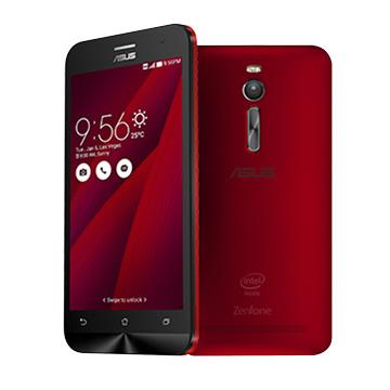 ASUS ZenFone 2 ZE550ML雙卡2G/16G-紅(福利品出清)
