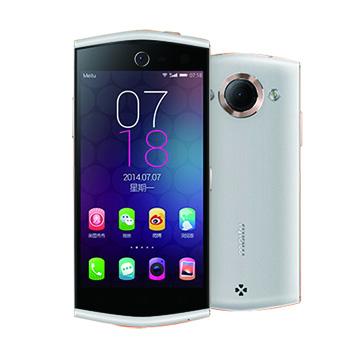 美圖秀秀2智慧手機16G-白(福利品出清)