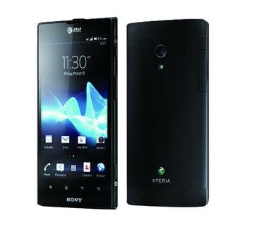 Sony Xperia ion(LT28i)-黑(福利品出清)
