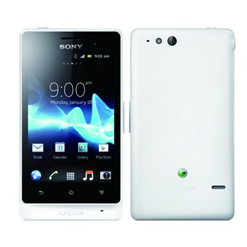 Sony Xperia go(ST27)-白(福利品出清)