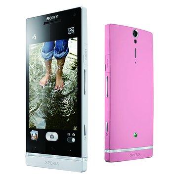 Sony Xperia SL(LT26ii)-白(福利品出清)