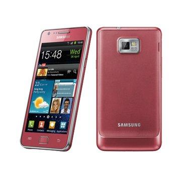 三星 Galaxy S2(I9100)32G-粉紅(福利品出清)
