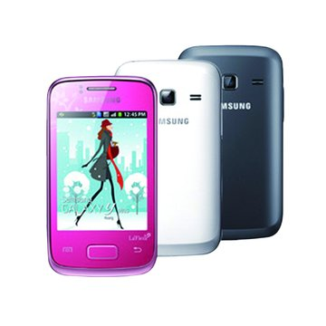 三星 Galaxy Y DUOS GT(S6102)-粉紅(福利品出清)