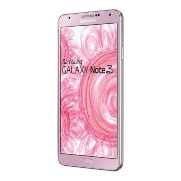 三星Galaxy Note3 4G全頻N900U-16G-粉(福利品出清)