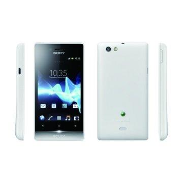 Sony Xperia Miro(ST23)-白(福利品出清)