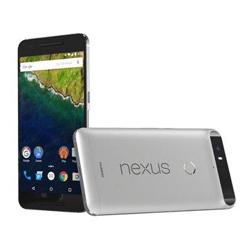 HUAWEI Nexus 6P(3G/32G)-銀(福利品出清)