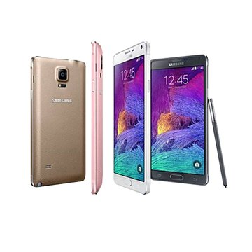 三星Galaxy Note4 LTE(N910)32G-金(福利品出清)