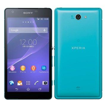 SONY 新力牌 Xperia Z2A-藍(福利品出清)