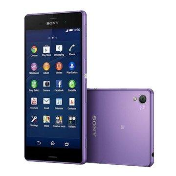 Sony Xperia Z3 D6653 LTE 4G 新色紫色智慧型手機