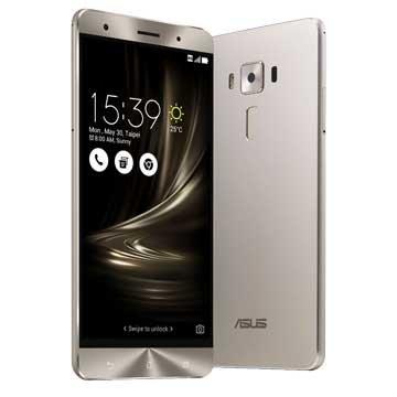 ASUS Zenfone 3 Deluxe ZS570KL 6G/256G-銀