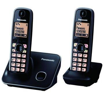 KX-TG6612TW中文顯示數位電話機(福利品出清)