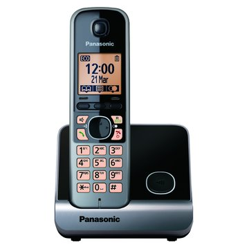 KX-TG6711TW中文顯示數位電話(福利品出清)