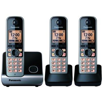 KX-TG6713TW中文顯示數位電話