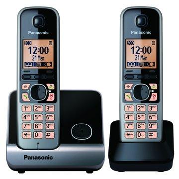KX-TG6712TW中文顯示數位電話機(福利品出清)